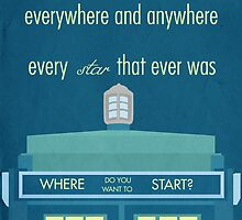 TARDIS Doctor Who Quote by Simon Alenius