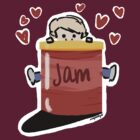 John Loves Jam (v1) by megasilly
