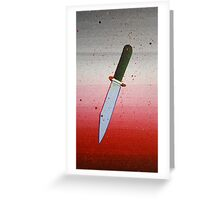 knife party! Greeting Card