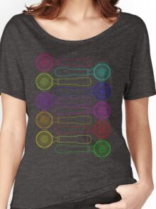 Portafilter Colors Women's Relaxed Fit T-Shirt