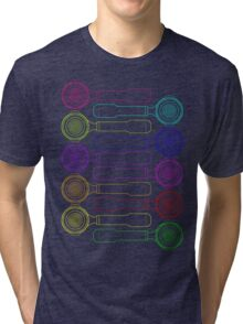 Portafilter Colors Tri-blend T-Shirt
