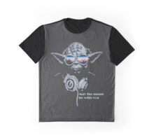 May the music be with you Graphic T-Shirt