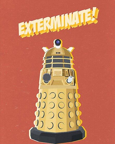 Dalek by Simon Alenius