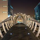 Liverpool Princes Dock Bridge by Paul Madden