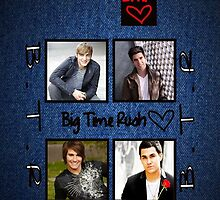 Big Time Rush by FeathersDiavolo