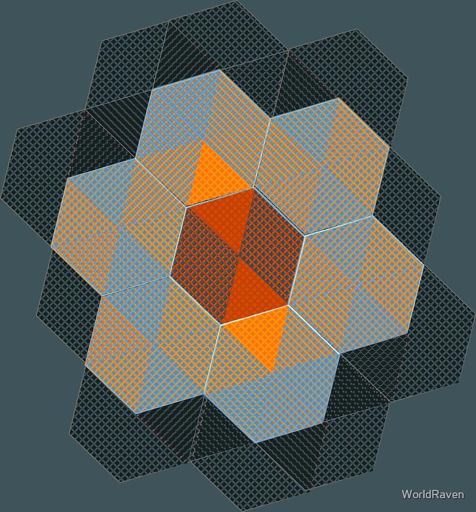 Tiling I by WorldRaven