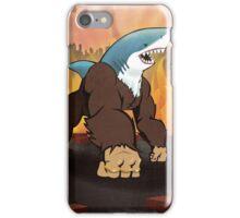 Sharkorilla Full Destruction iPhone Case/Skin
