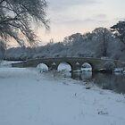 Bridge Of Winter by Lucy Wilson