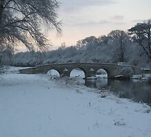 Bridge Of Winter by Lucy Wilson