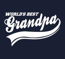 WORLD'S BEST GRANDPA by mcdba