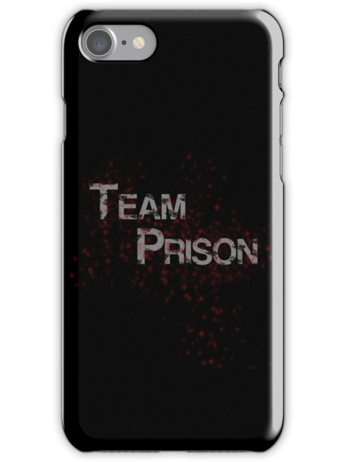 Team Prison by vegetasprincess