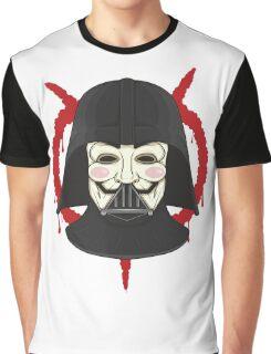 V for Vader Graphic T-Shirt