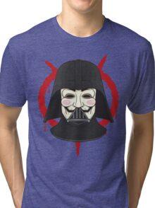 V for Vader Tri-blend T-Shirt