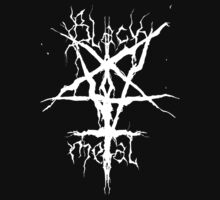 Black Metal by potty