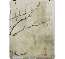Mountain Ash in Winter iPad Case/Skin