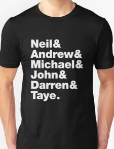All The Hedwigs #2 T-Shirt