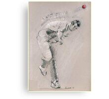 Ben Hilfenhaus - Australia Cricket Canvas Print
