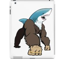 Sharkorilla iPad Case/Skin