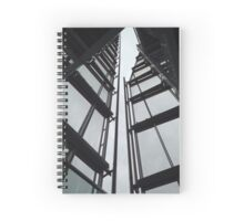 The View From the Shard Spiral Notebook
