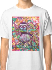 Sloth Love Classic T-Shirt