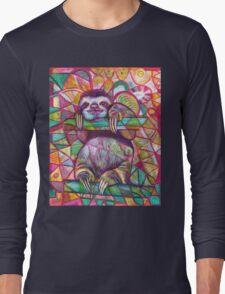 Sloth Love Long Sleeve T-Shirt
