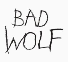 Bad Wolf by suranyami