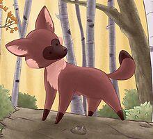 Fox's Forest by Jordan Hill