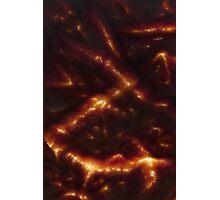 Fiery Landscape Photographic Print