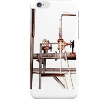 Pipe work iPhone Case/Skin
