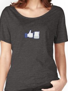 'Like' a Barista Women's Relaxed Fit T-Shirt