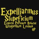 Expelliarmus by gimbolo