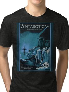 Antarctic Expedition Tri-blend T-Shirt
