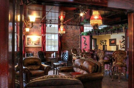 Smoking Lounge by BikerChic