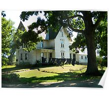 Amish Home Poster
