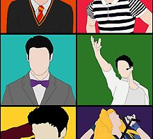 Darren Criss: From Harry to Hedwig by byebyesally