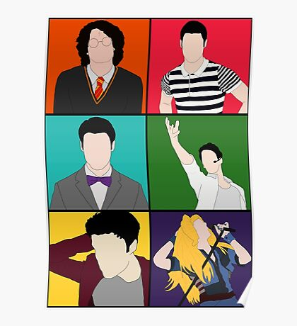 Darren Criss: From Harry to Hedwig Poster