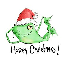 Hoppy Christmas! by Jennifer Kilgour
