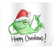 Hoppy Christmas! Poster