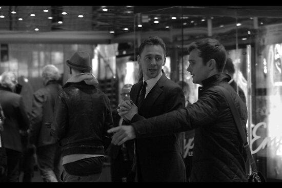 The Inevitability of Tom Hiddleston by berndt2