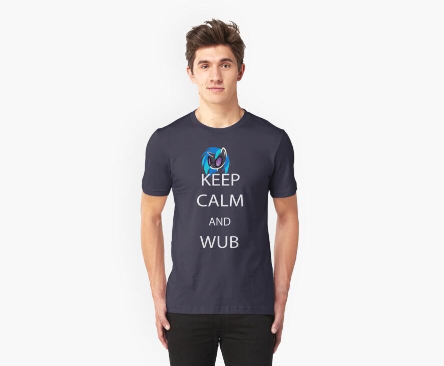 Keep Calm and Wub by iluvcookiedough