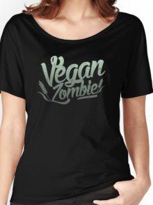 Vegan Zombie Women's Relaxed Fit T-Shirt