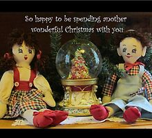 So happy spending another Christmas with You by TippyToes