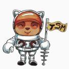 astronaut teemo by prototypex60