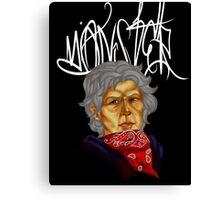 monster ver1 Canvas Print