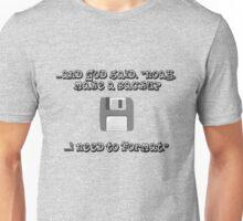 Noah, make a backup Unisex T-Shirt