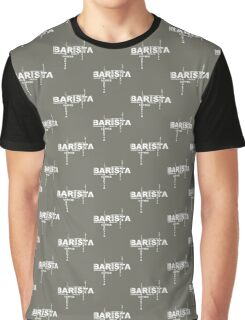 Barista Graphic T-Shirt