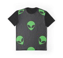 ALIEN SPACE SHIT Graphic T-Shirt