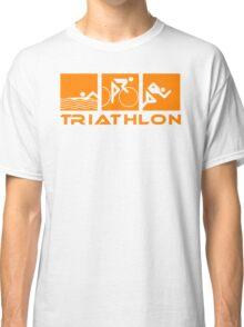 Triathlon modern icons Classic T-Shirt