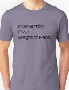 Modern Warfare 2's Intervention T-Shirt