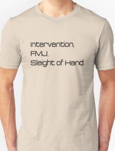 Modern Warfare 2's Intervention Unisex T-Shirt
